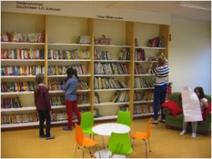 Bibliothek Janosch Grundschule