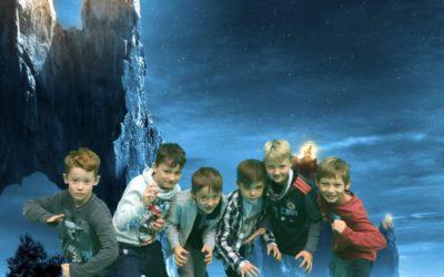 Die Schüler der 3a auf Abenteuerreise beim WDR