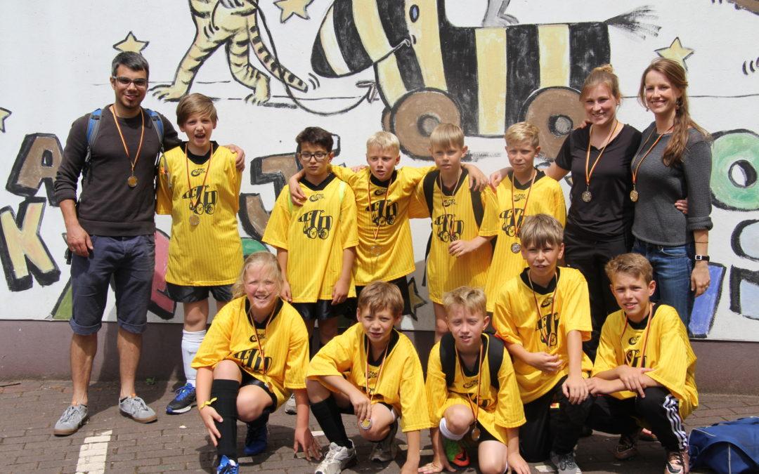 Grundschulcup 2017
