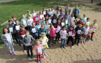 Schwimmwettkampf der Troisdorf Grundschulen 2018