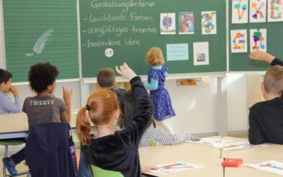 Tag der offenen Tür 2018 an der Janosch Grundschule