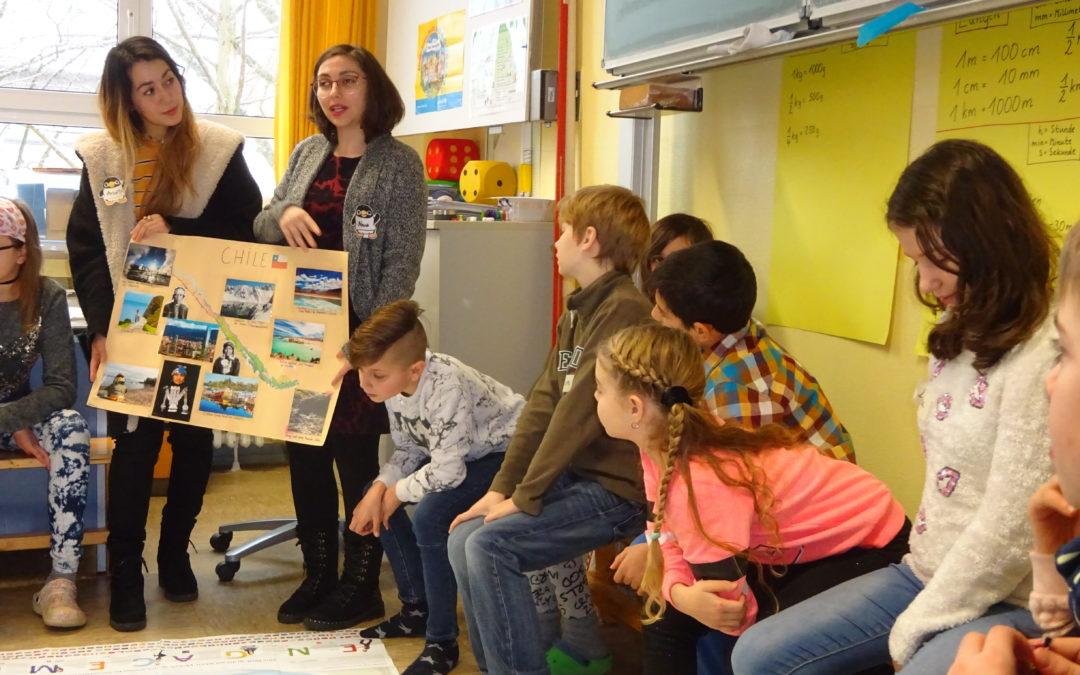 Unser Klima-Projekt mit dem Lateinamerika-Zentrum Bonn