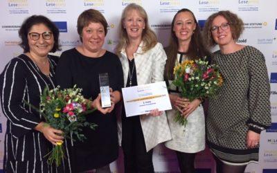 Wir haben den Deutschen Lesepreis 2019 gewonnen!!!