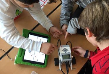 zdi Roboterwettbewerb NRW