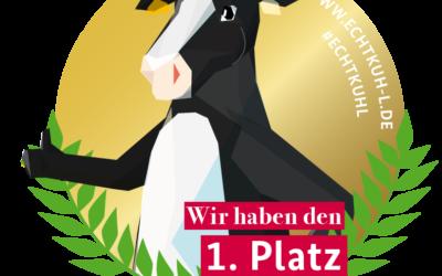 """Schulwettbewerb """"Echt kuh-l!"""": Gewinnergold für die Janosch-Grundschule"""