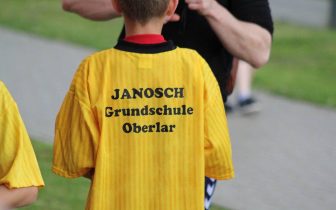Fußballturnier der Troisdorfer Grundschulen 2016