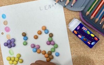 Mathematik mit allen Sinnen im 1.Schuljahr