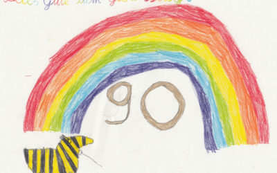 Janosch – Unser Namensgeber wird 90